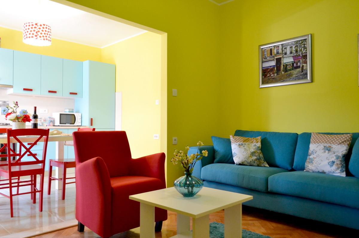 Color Riot, Apartments, Kaštela - All Dalmatia Holidays