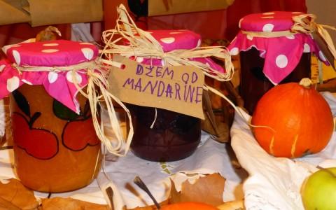Beutiful cooking marmelade in Trogir